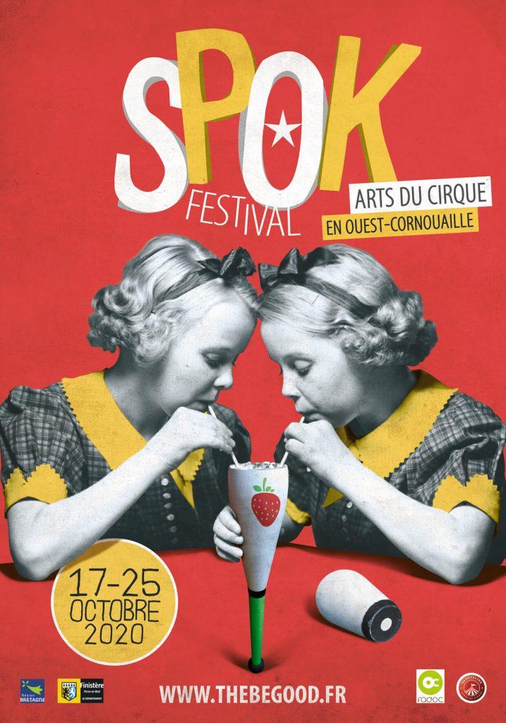 Affiche SPOK Festival